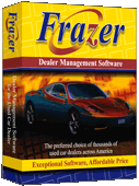 Frazer Software Exports